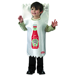 Packet Costume