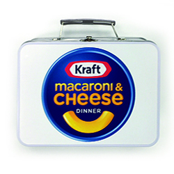 Mac & Cheese Retro Lunch Box